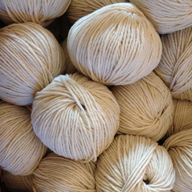 pelote de laine merinos
