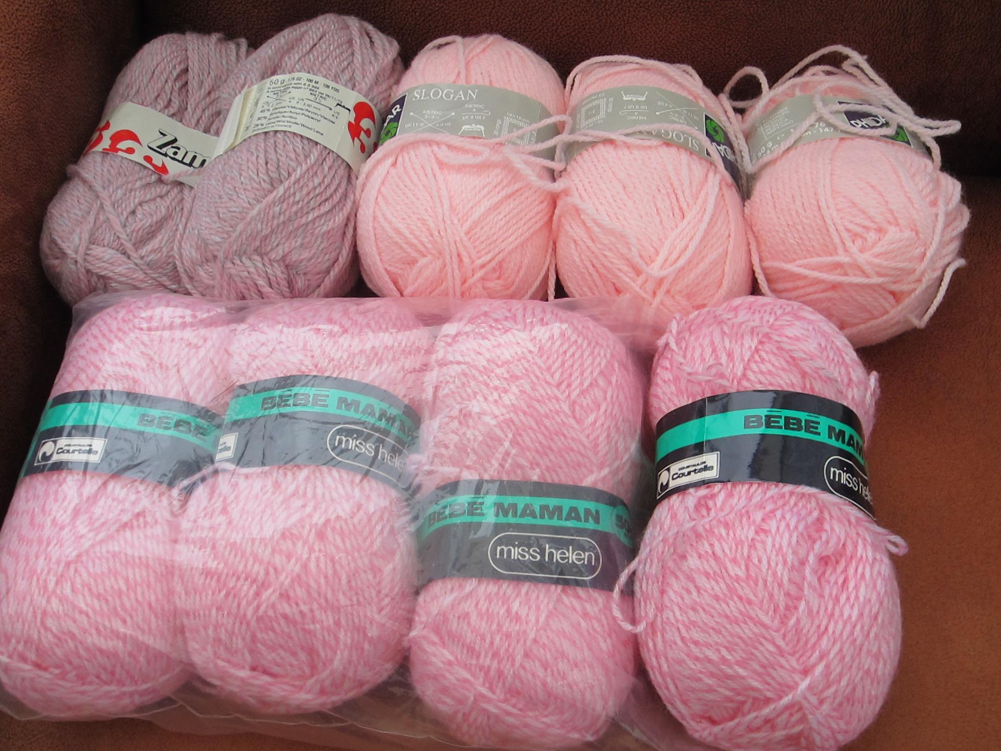pelote de laine miss helen