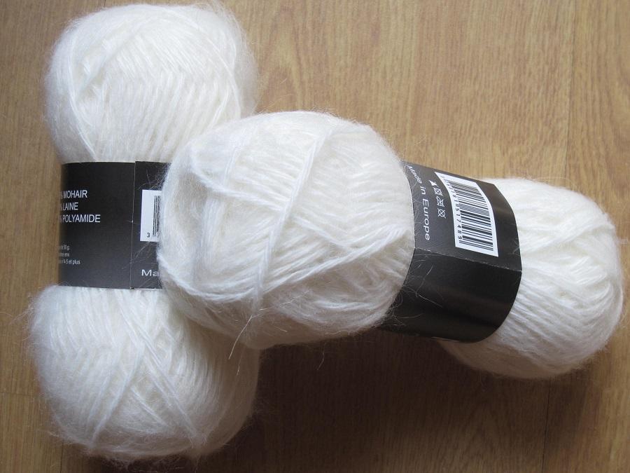 pelote de laine mohair pas cher
