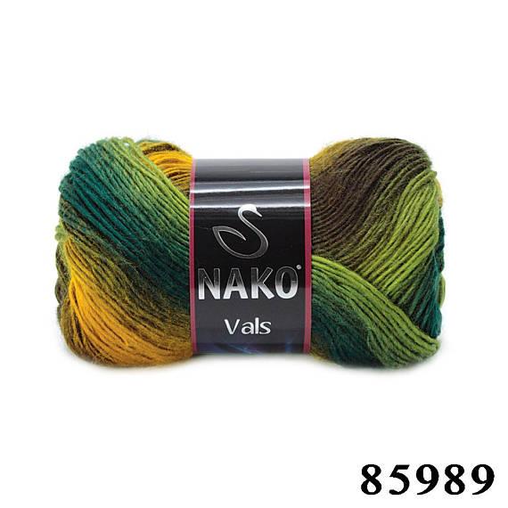 pelote de laine nako