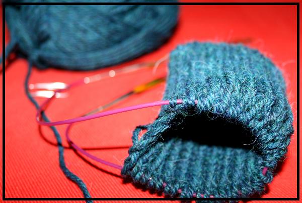 pelote de laine nombril