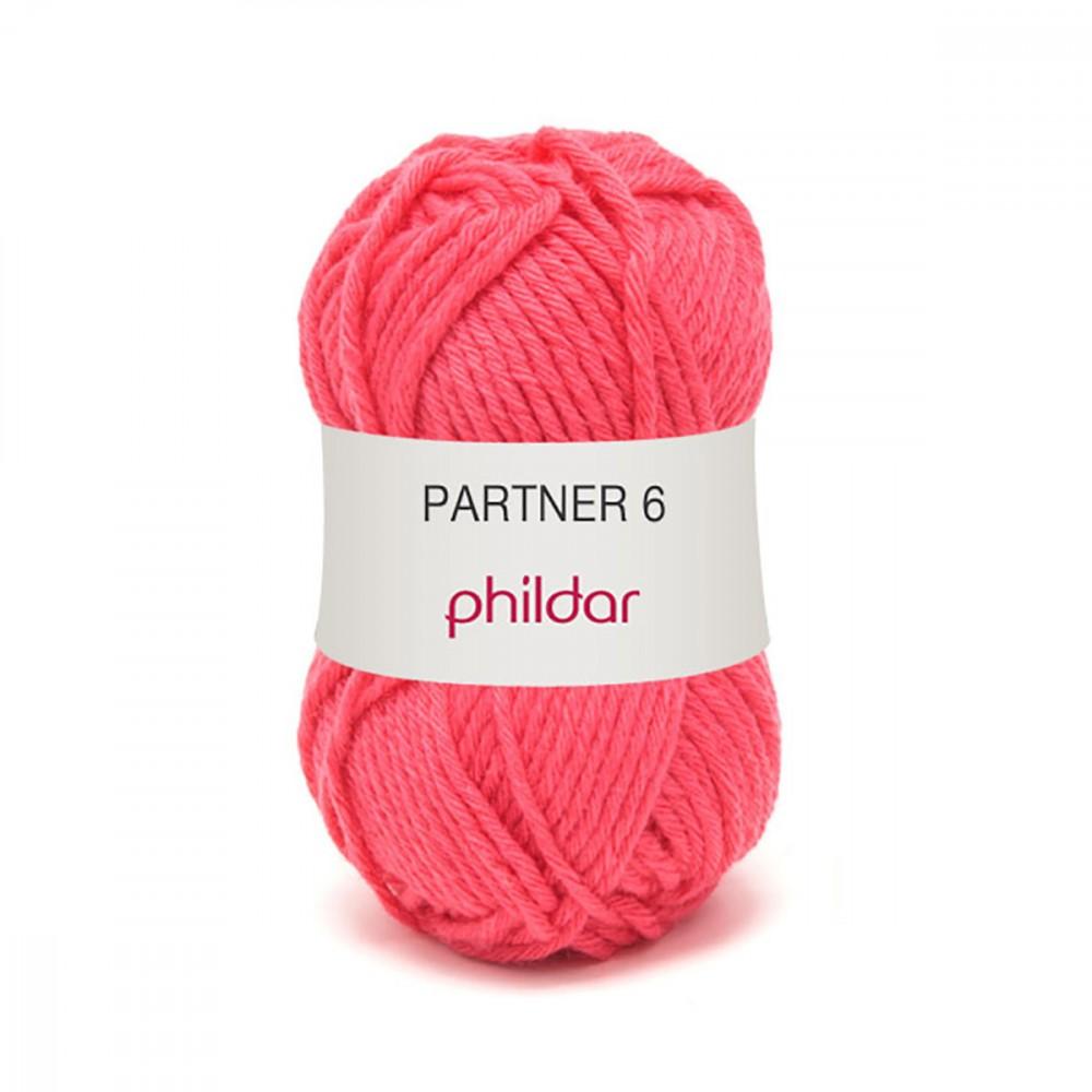 pelote de laine partner 6