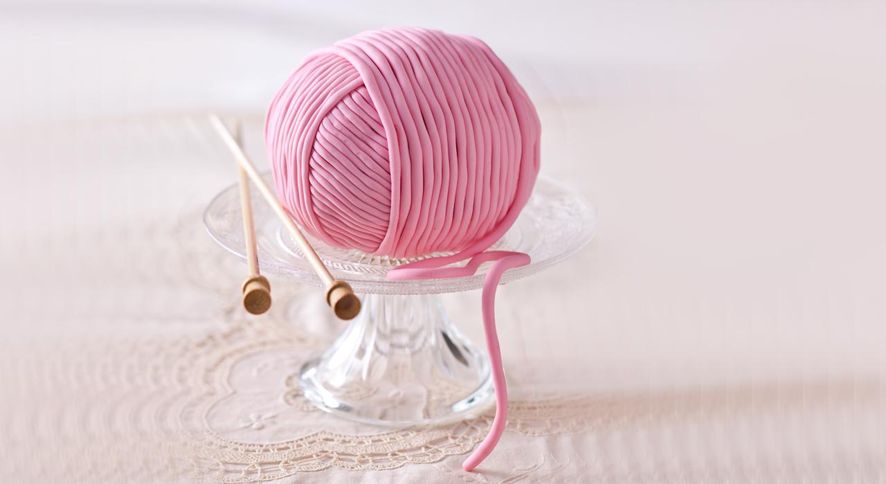 pelote de laine pate a sucre