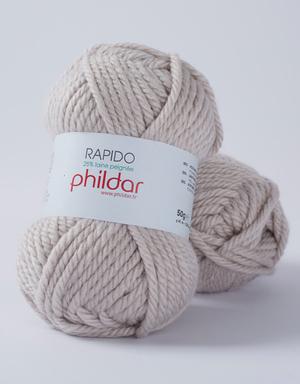 pelote de laine phildar