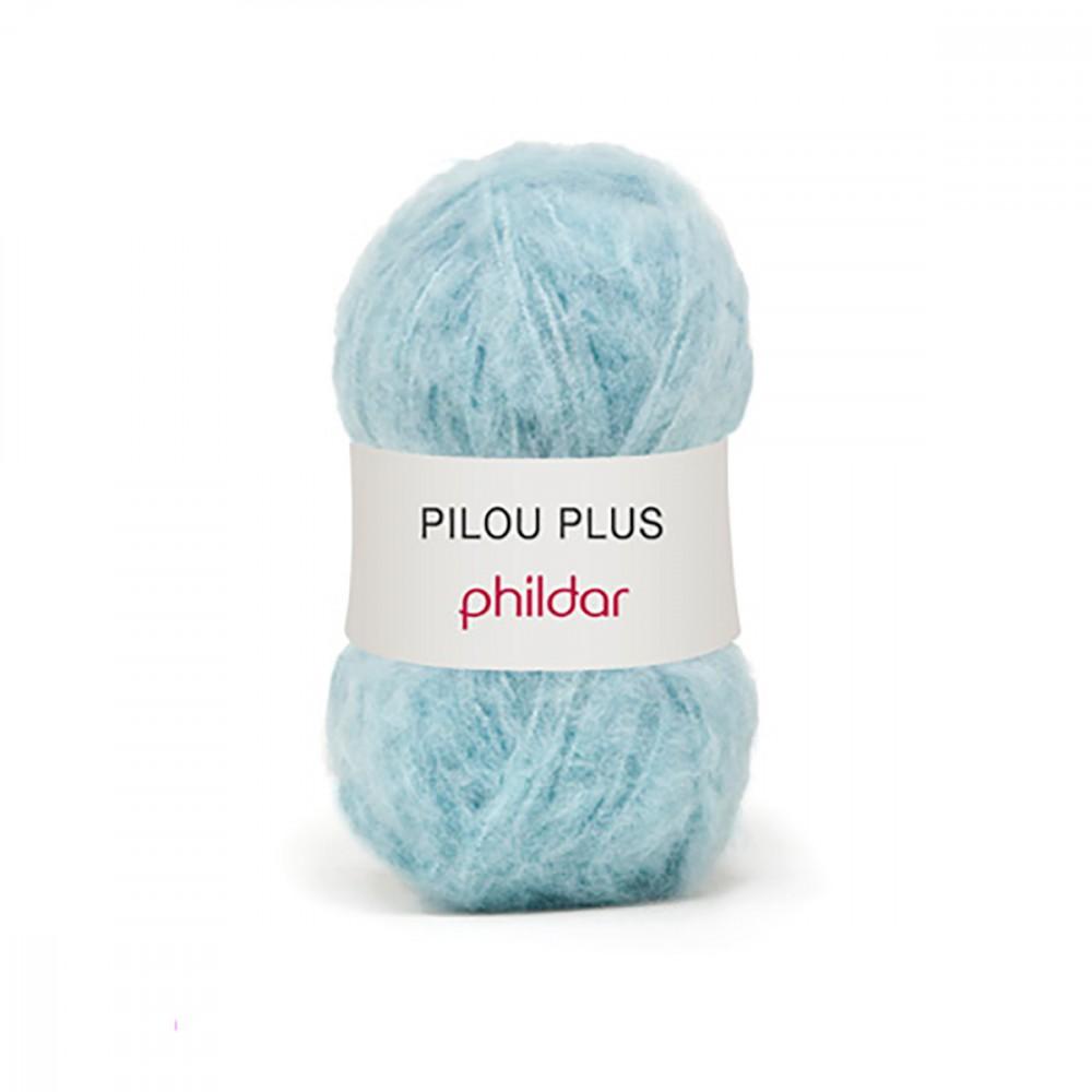 pelote de laine pilou