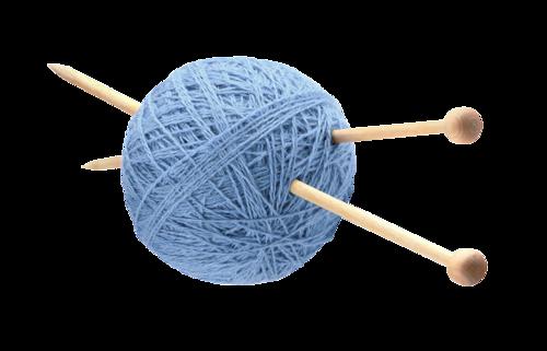 pelote de laine png