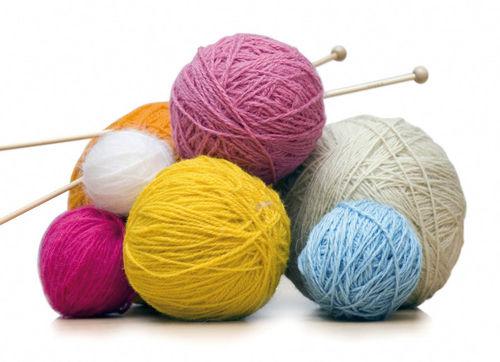 pelote de laine pour couverture