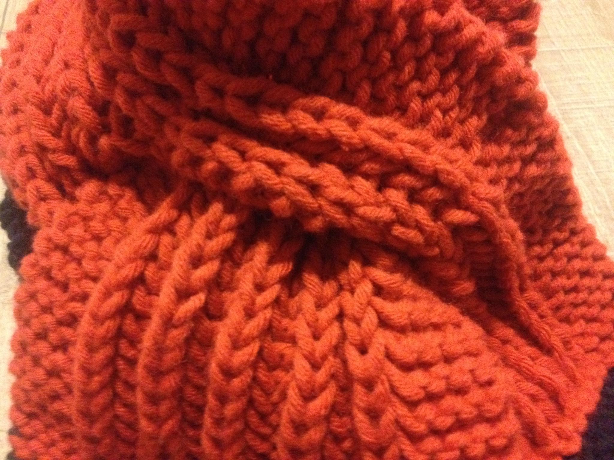 pelote de laine pour faire une echarpe 063ef11d0fd