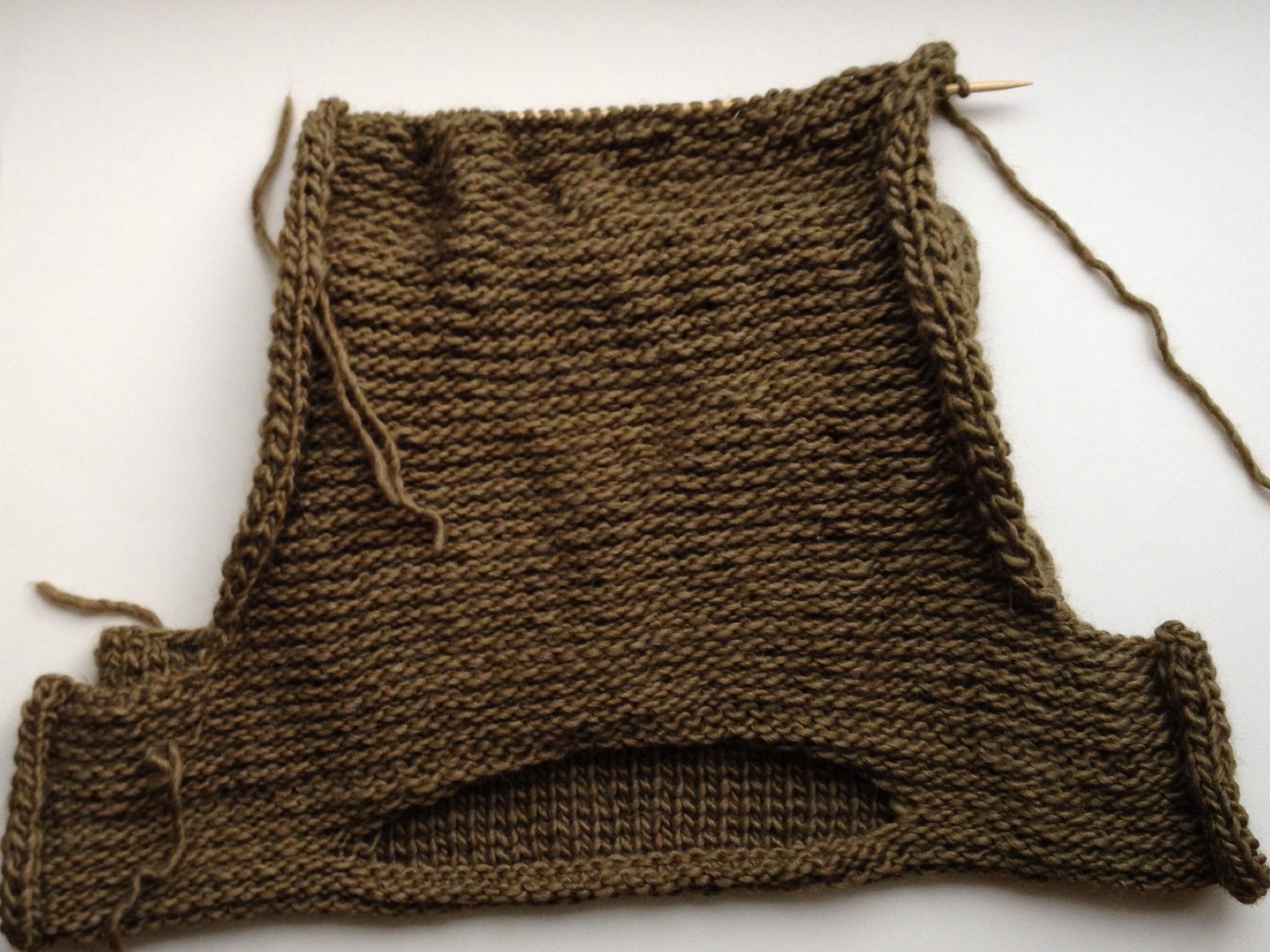 pelote de laine pour un pull