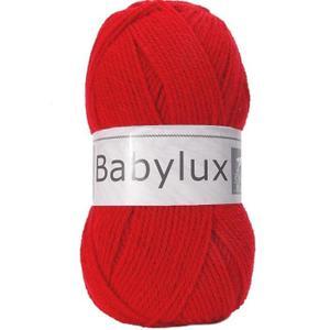 pelote de laine rouge pas cher