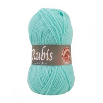 pelote de laine rubis