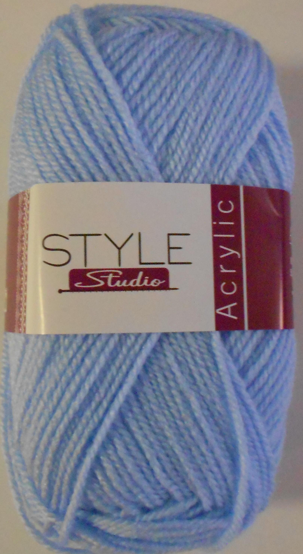 pelote de laine style studio