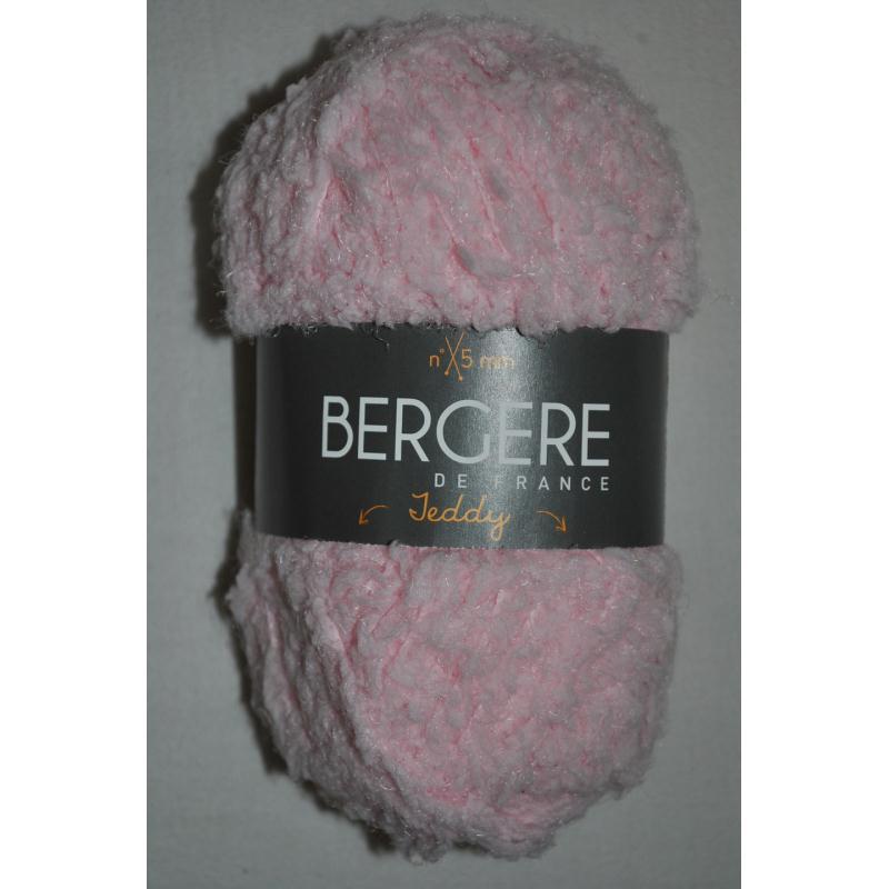 pelote de laine teddy