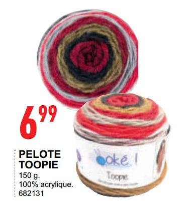 pelote de laine trafic