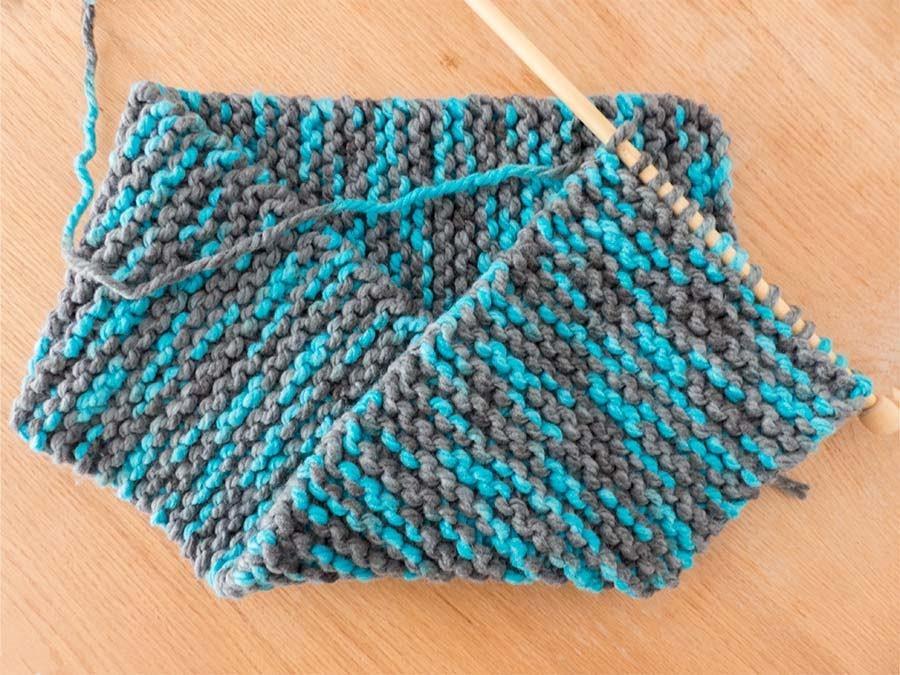 pelote de laine tres epaisse