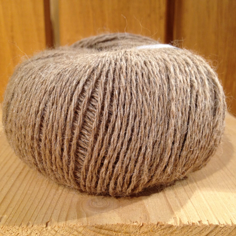 pelote de laine vigogne