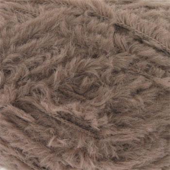pelote de laine vison