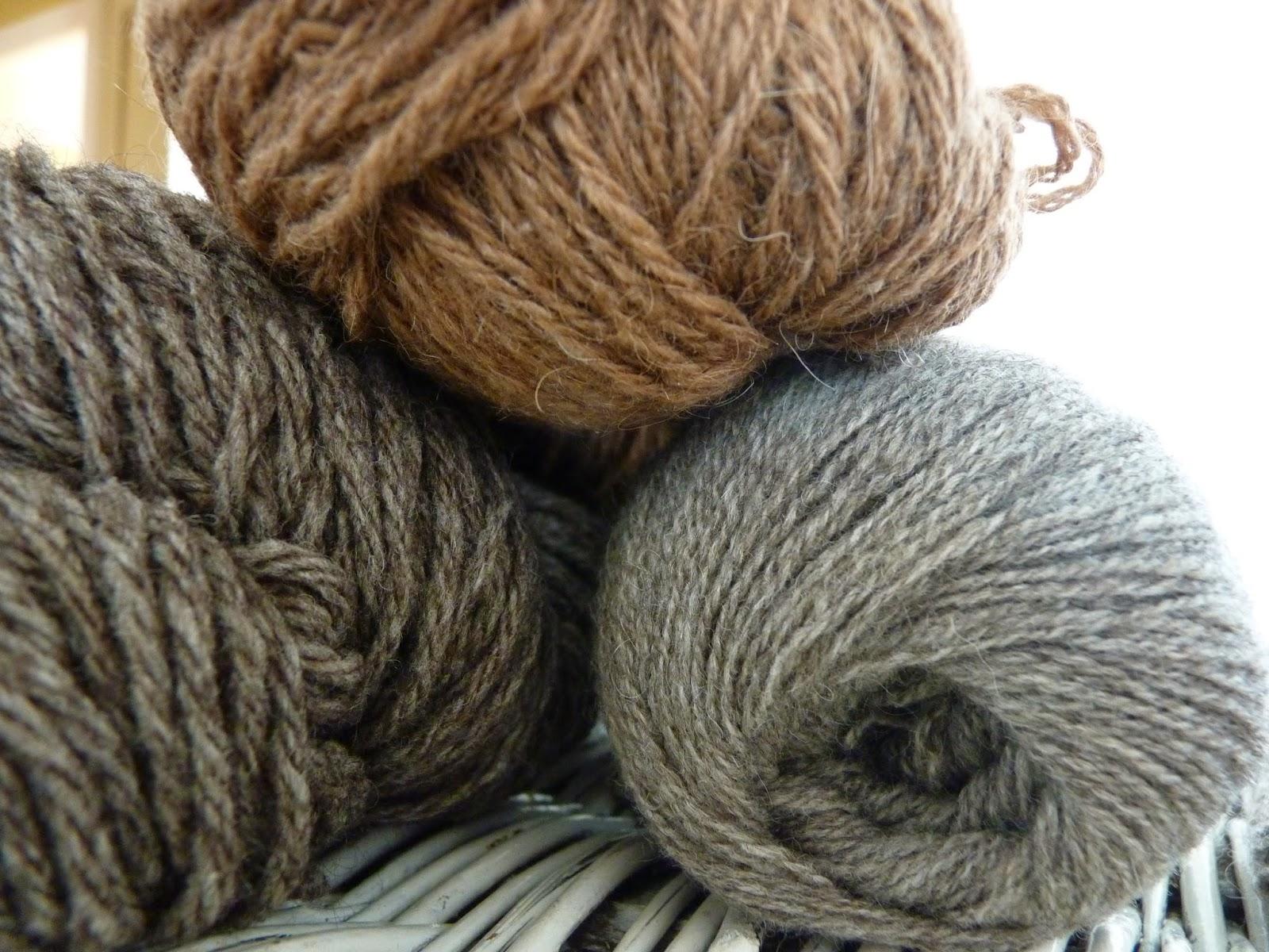 pelote de laine yack
