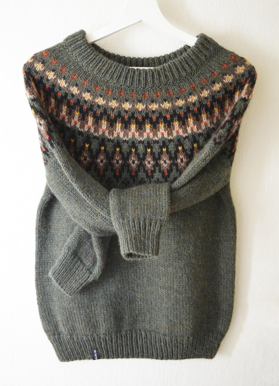 tricot laine alpaga