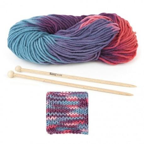 tricot laine bio