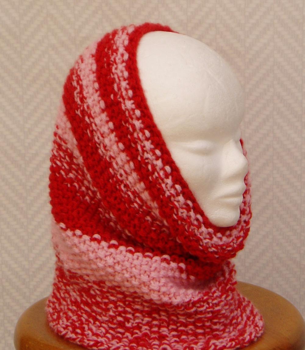 tricot laine capucine
