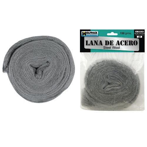 tricot laine d'acier