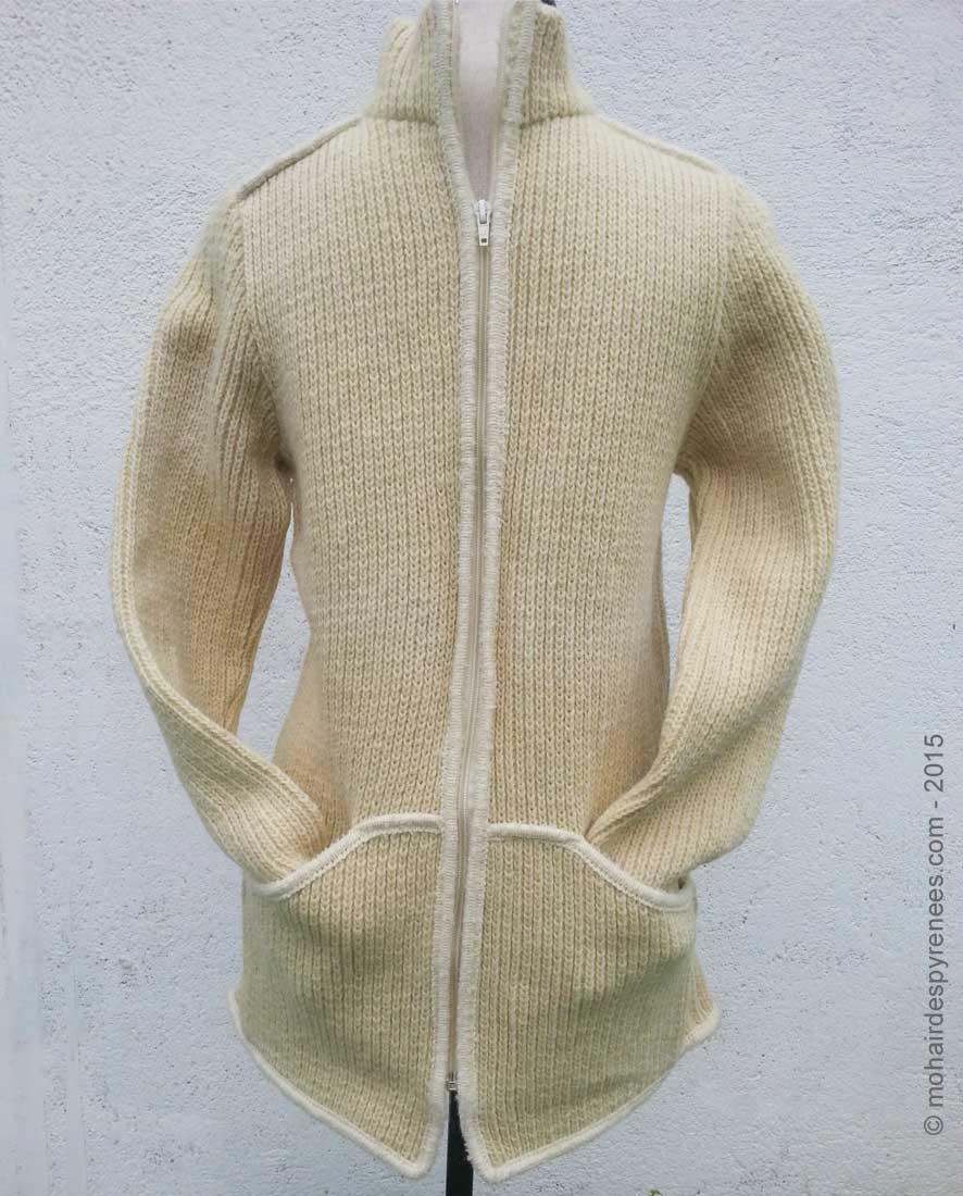 tricot laine des pyrenees