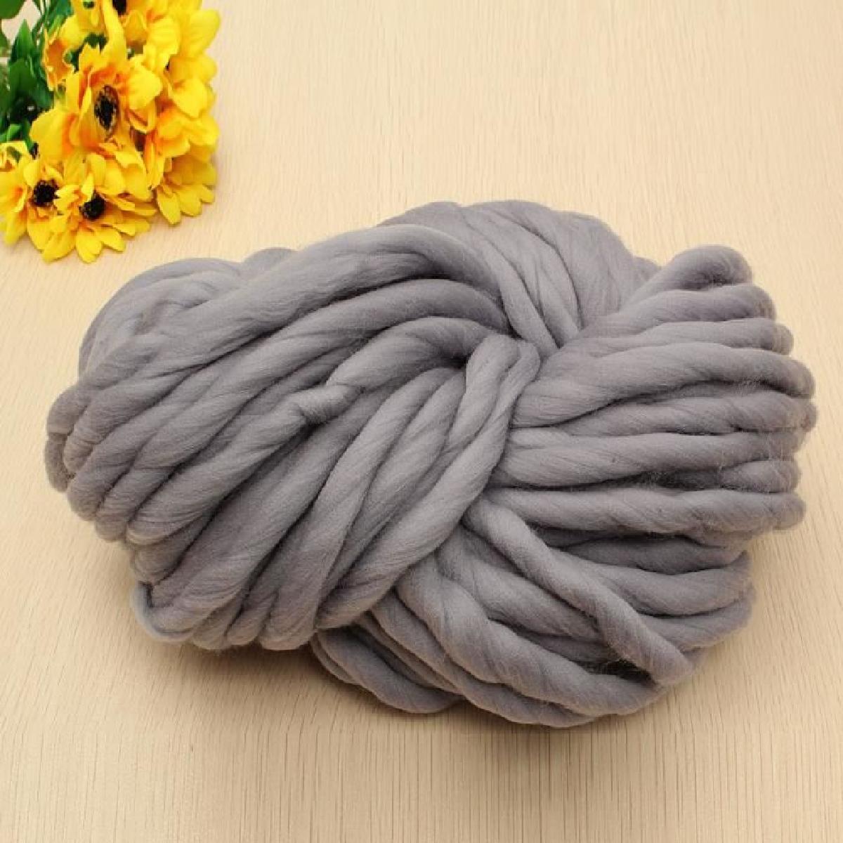 tricot laine epaisse