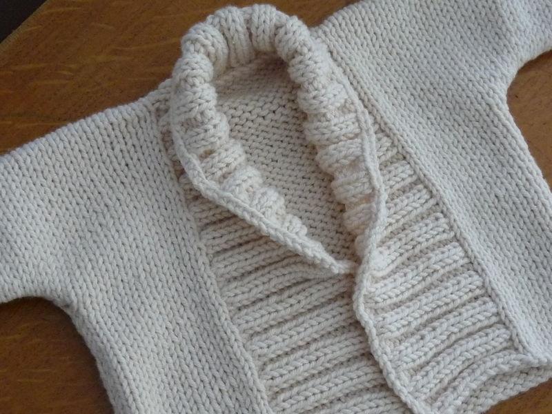 tricot laine facile