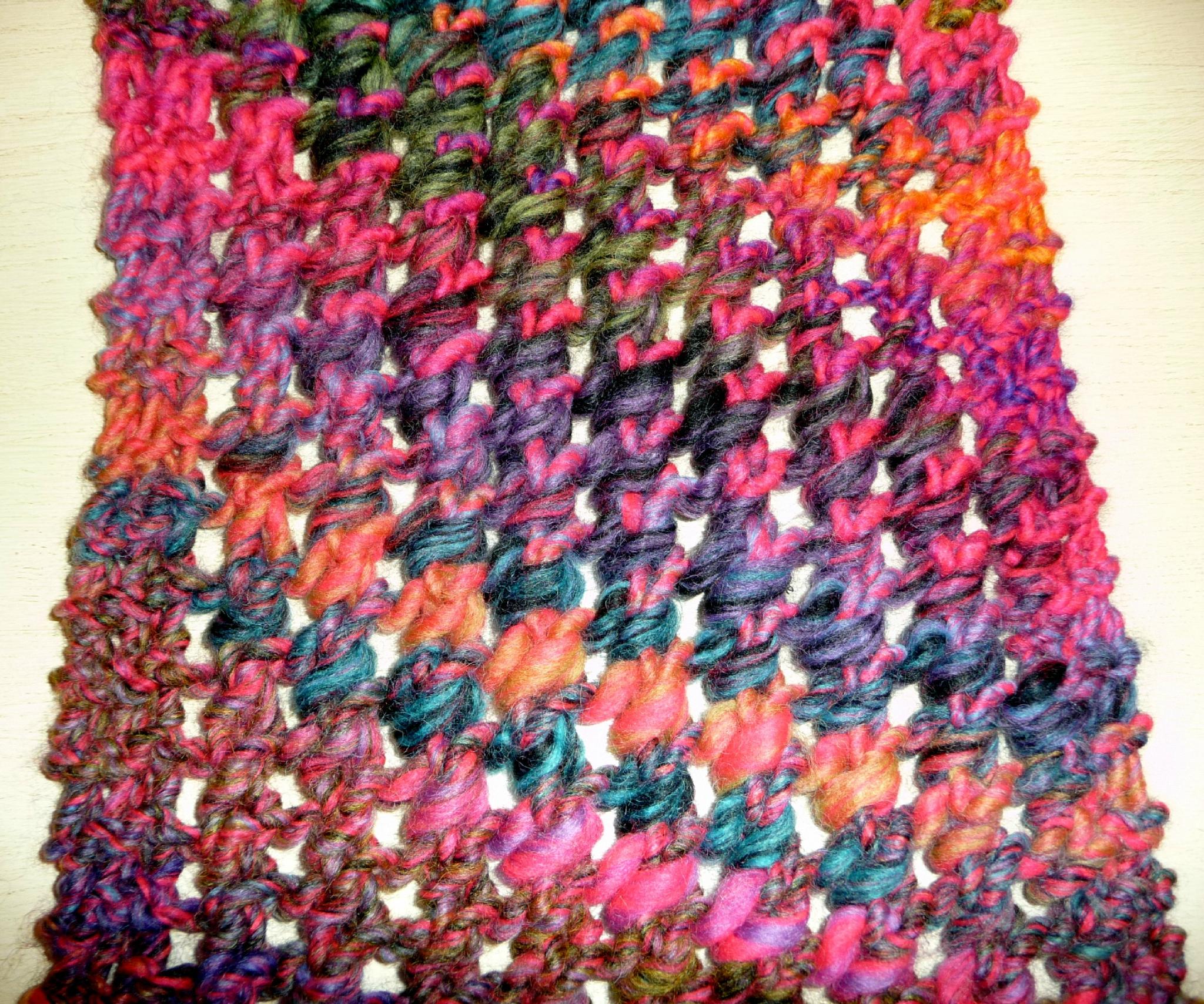 tricot laine fantaisie
