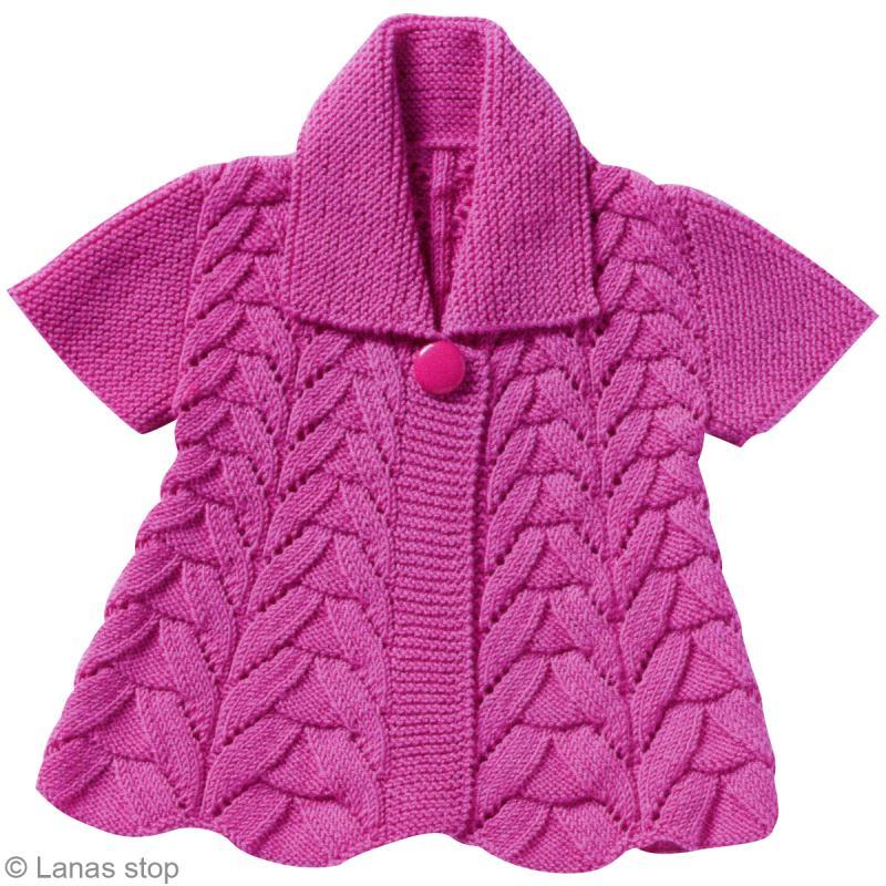 tuto snood enfant tricot gratuits