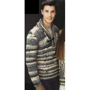 tricot laine homme