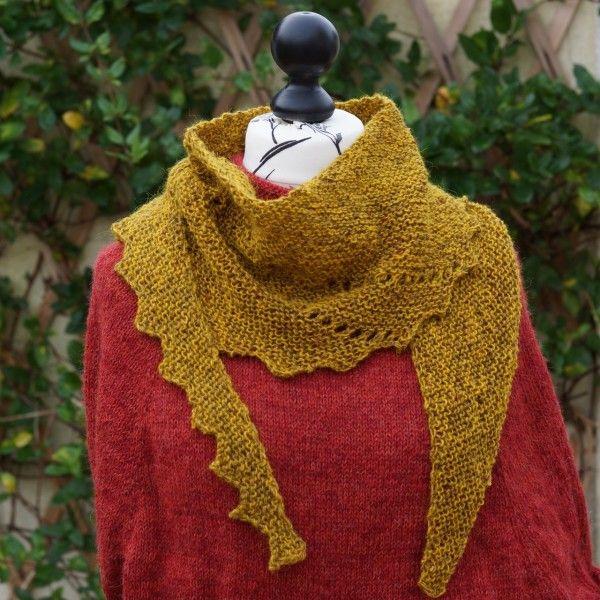 tricot laine islandaise
