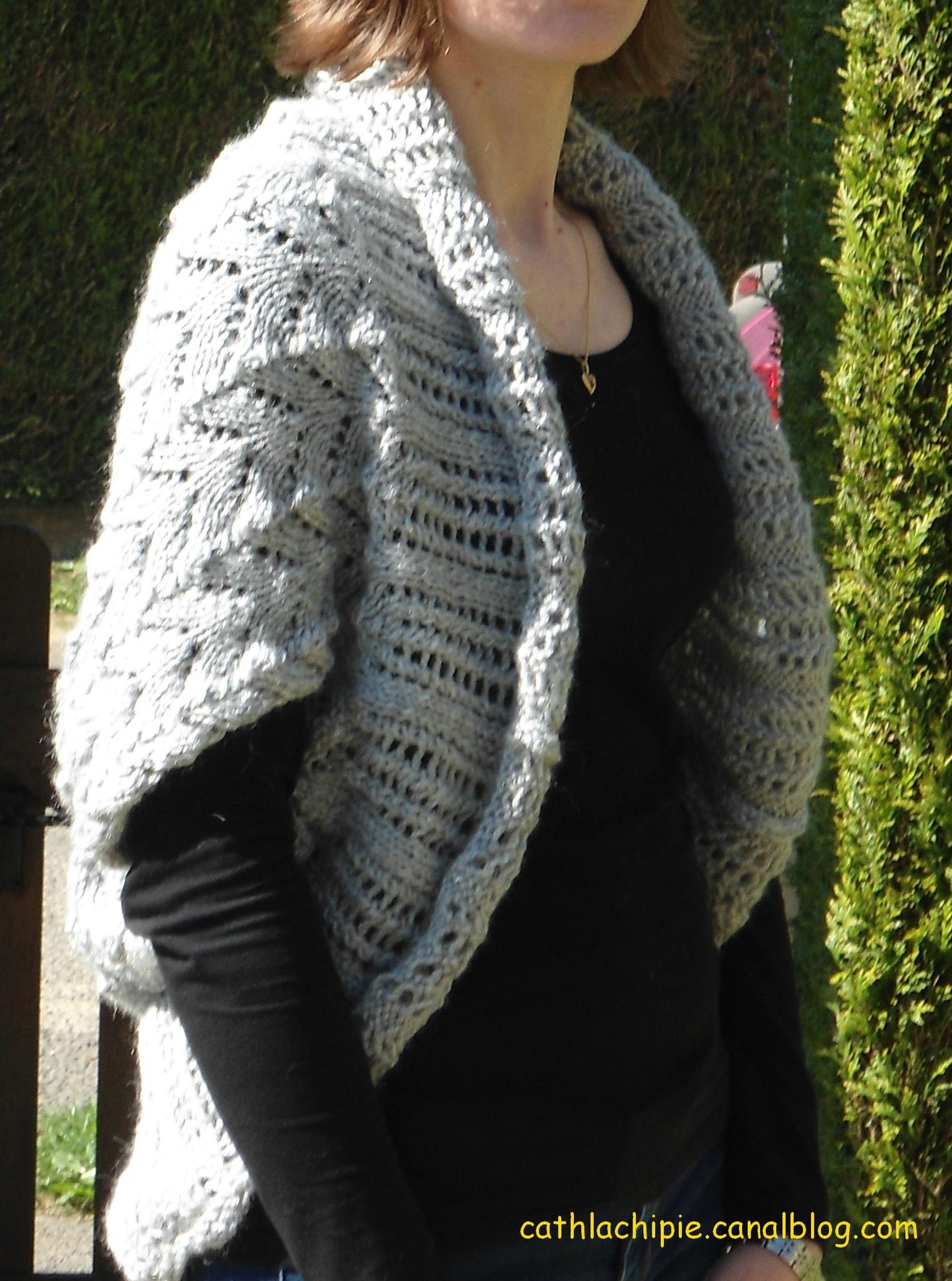 tricot laine magique