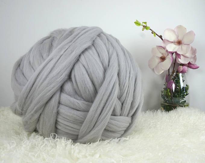 tricot laine merinos