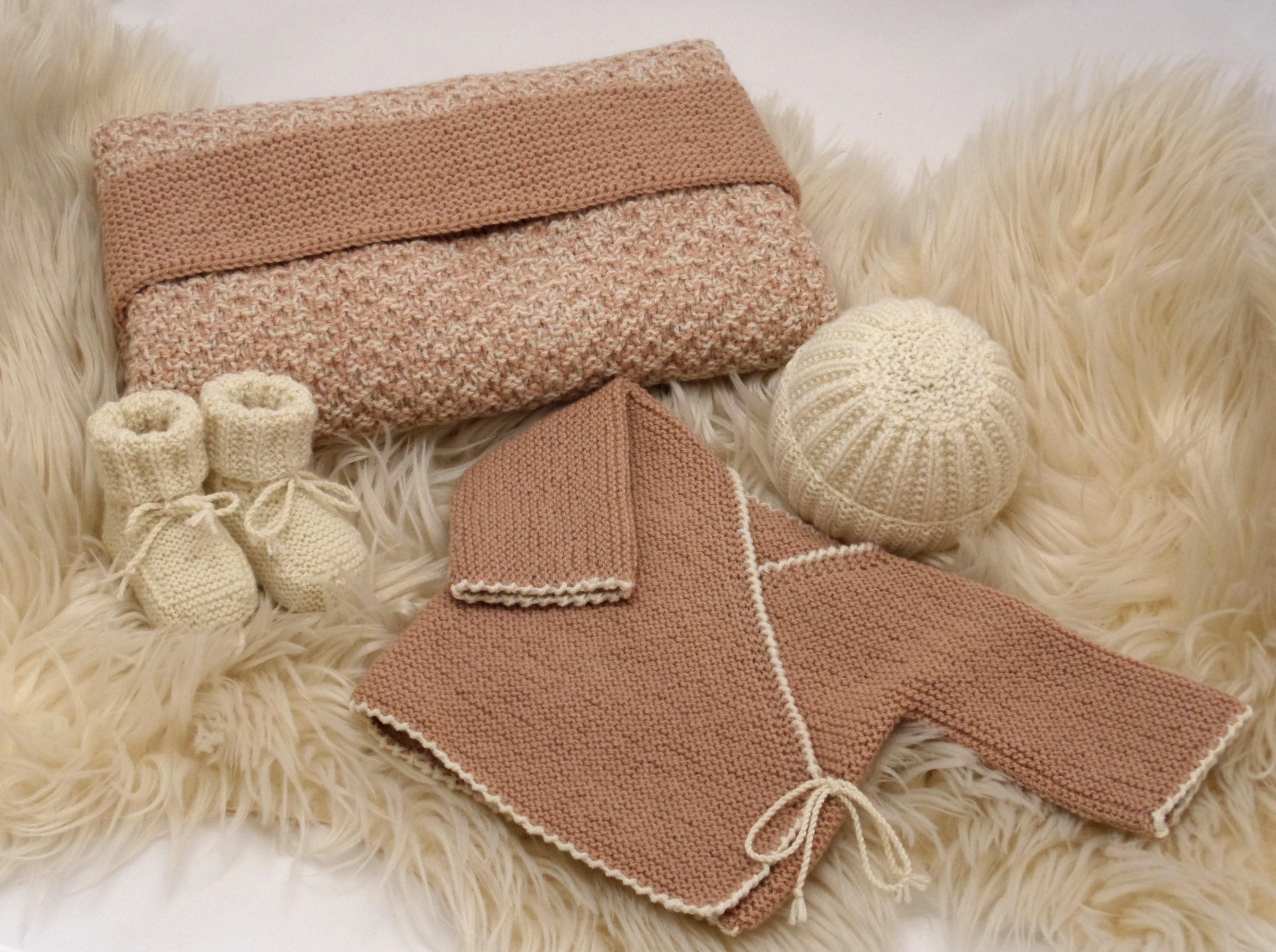 tricot laine naturelle