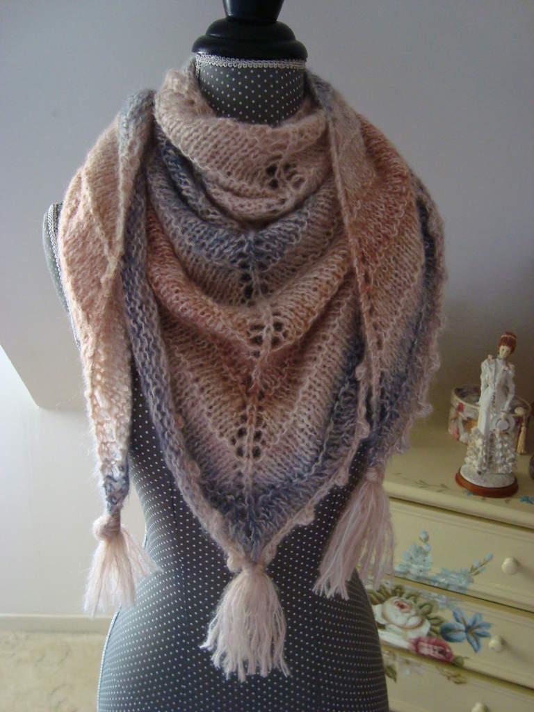tricot laine phildar