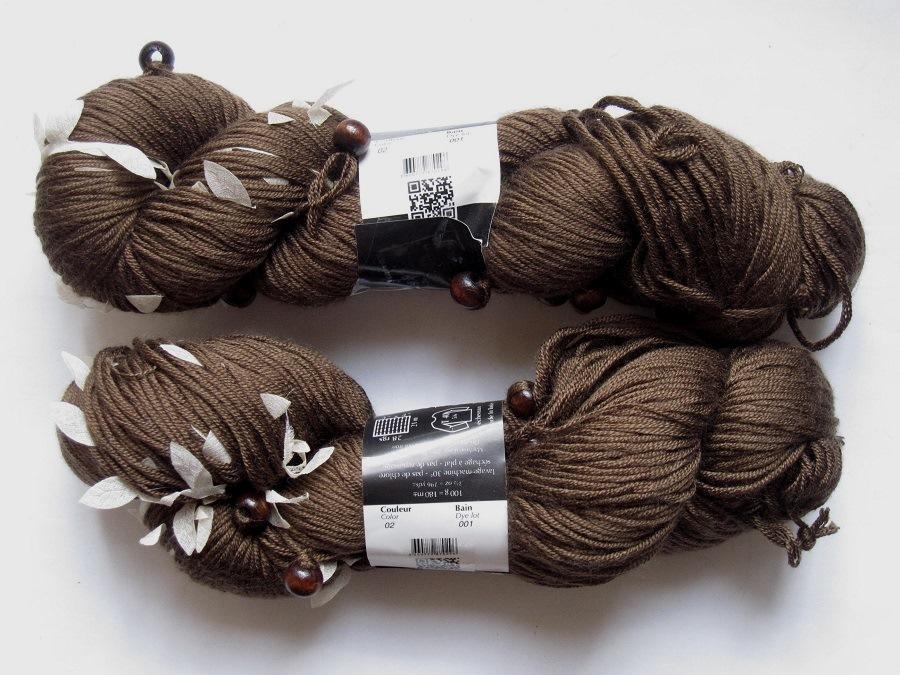 tricot laine plassard