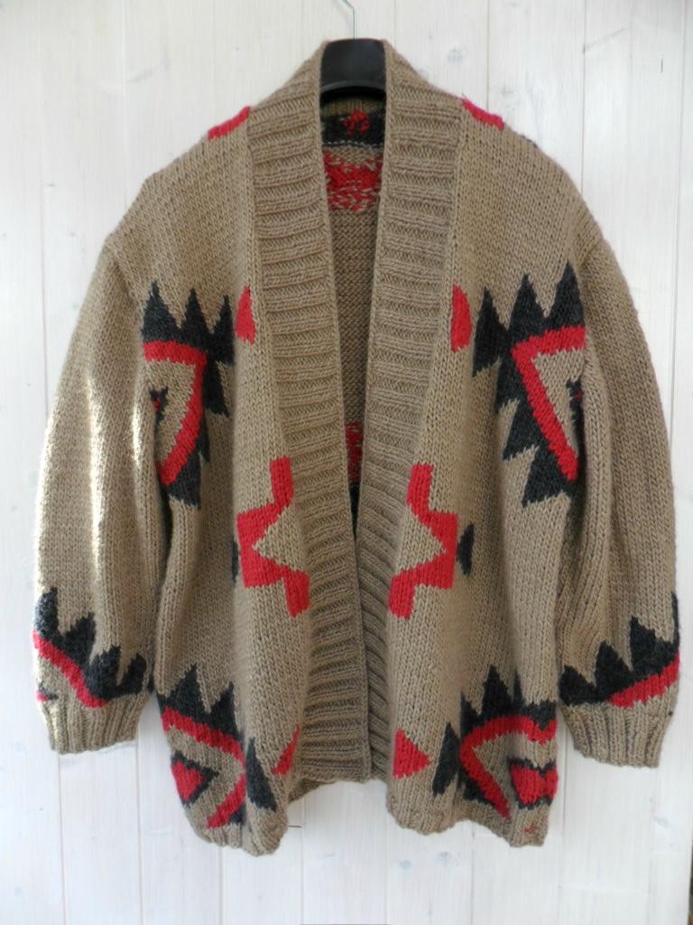 tricot laine qui s'effiloche