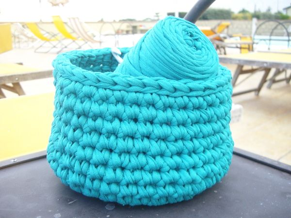 tuto crochet laine facile