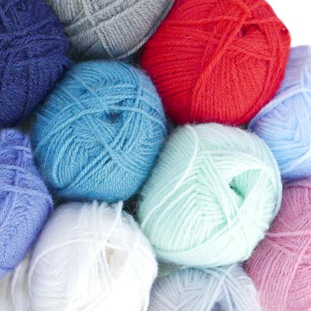 crochet et laine pas cher