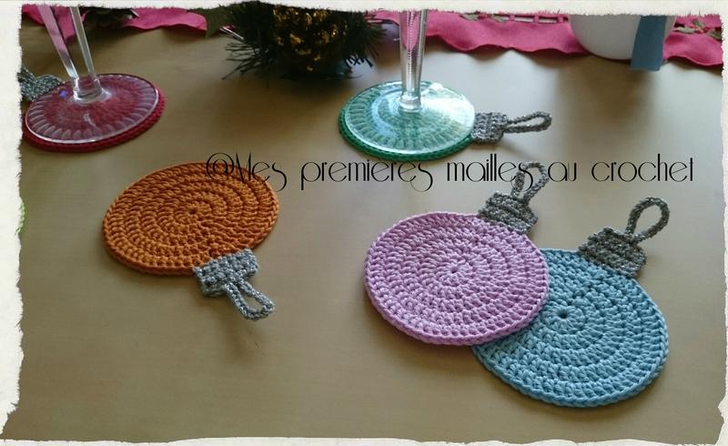 crochet laine de verre