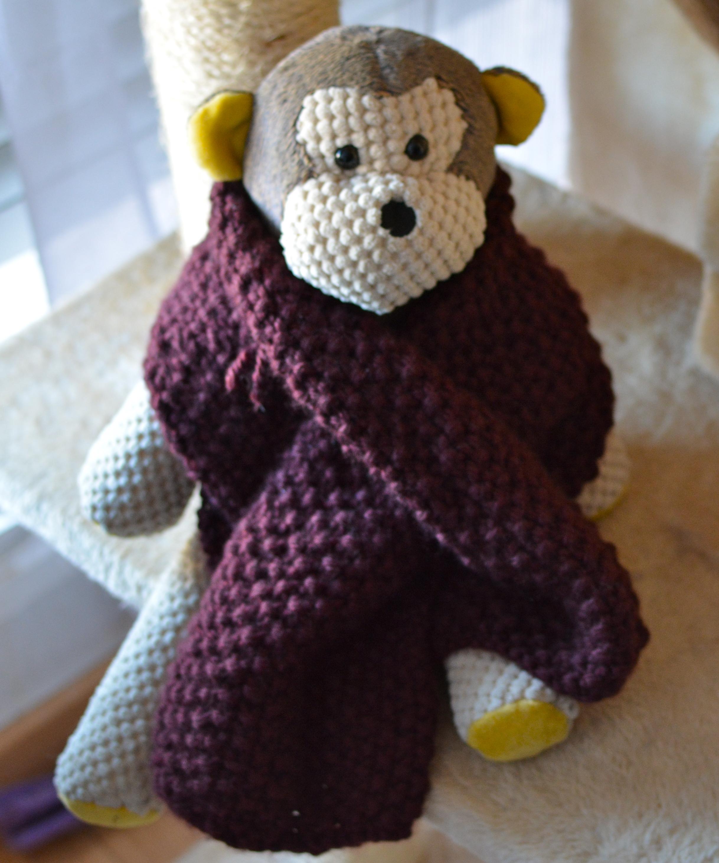 crochet laine rapido
