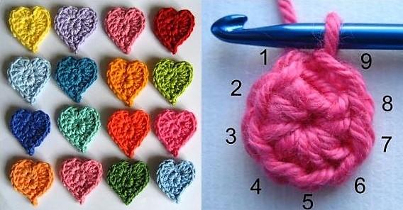 faire crochet laine