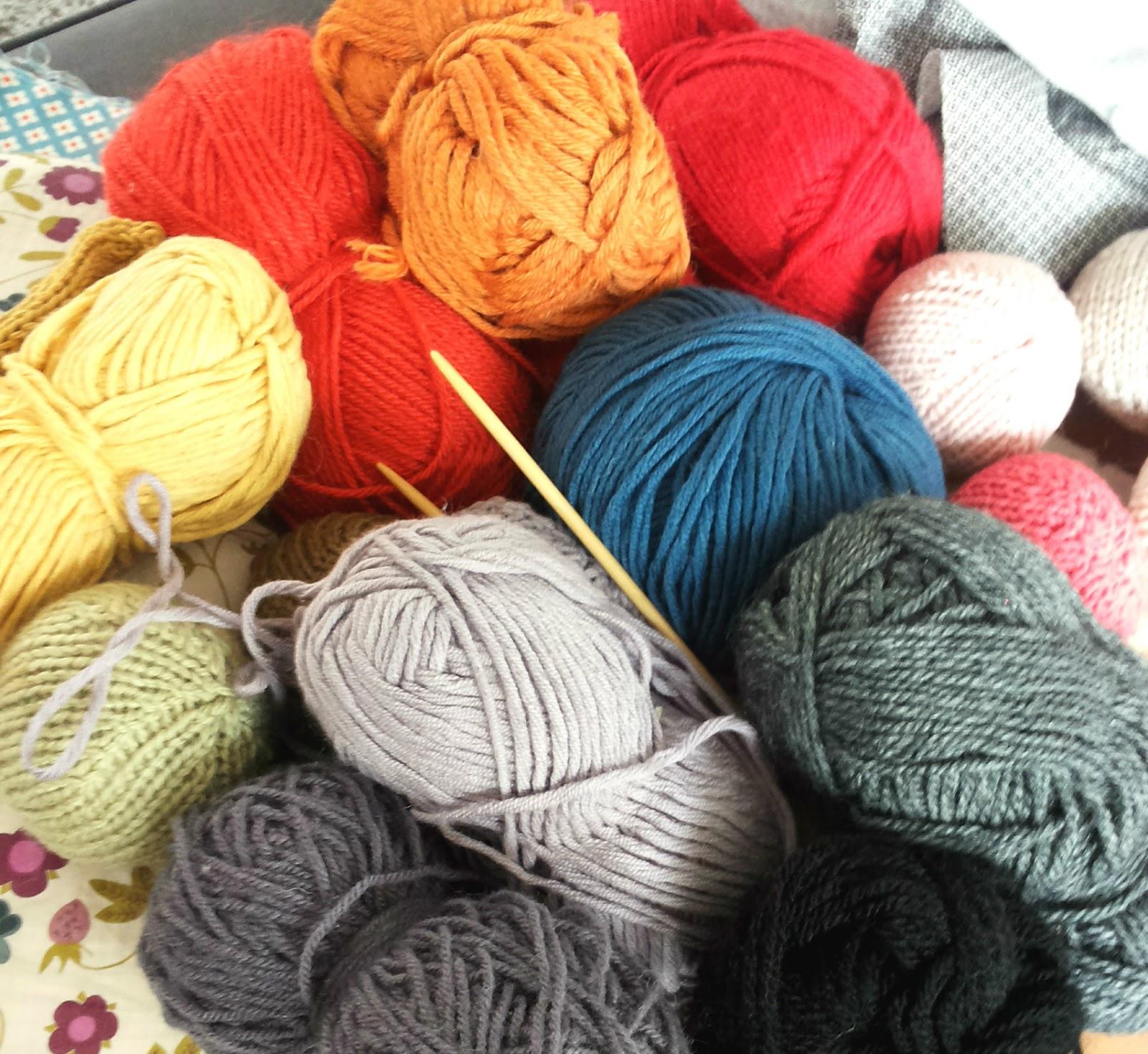 laine a tricoter a donner