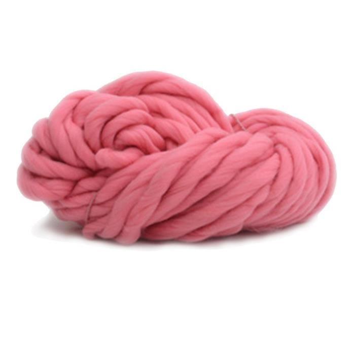 laine a tricoter avec les bras pas cher