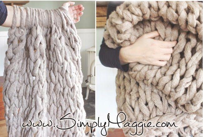 laine a tricoter avec les mains