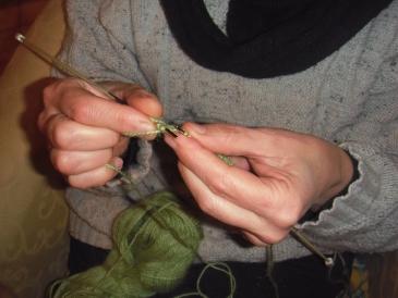 laine a tricoter babou