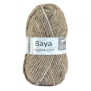 laine a tricoter brillante
