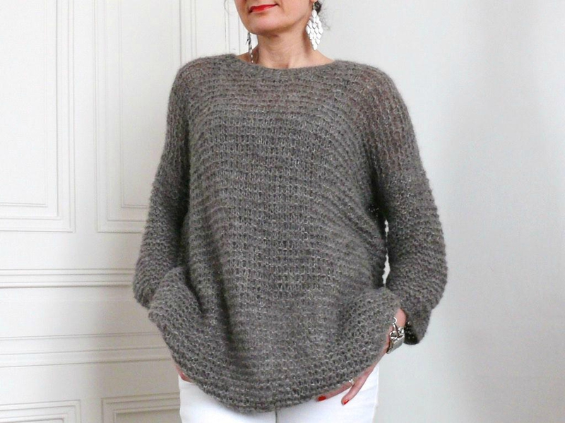 laine a tricoter et modele